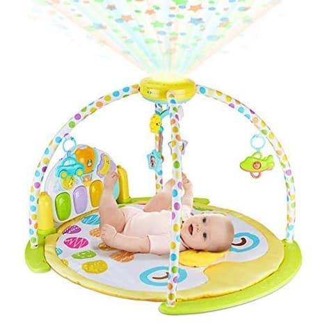 BABYSEATER Baby Gym and Playmats - Kick and Play Piano Baby Play Mat