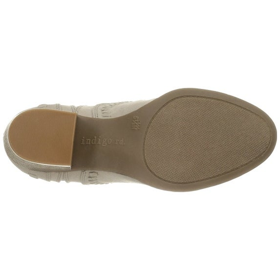 Indigo Rd. Womens Satori Closed Toe Ankle Chelsea Boots