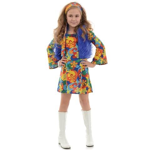 Underwraps Far Out Child Costume - Multi