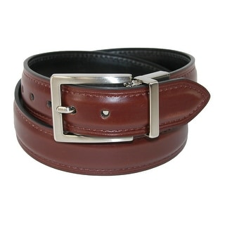 Dickies Boy's Feather Edge Reversible Dress Belt