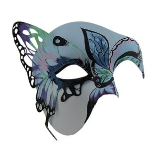 Butterfly Masquerade Colorful Half Face Halloween Mask