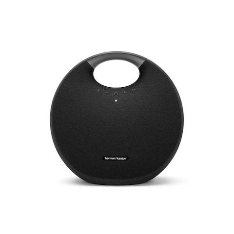 Harman Kardon Onyx Studio 6 Portable Bluetooth Speaker - Black