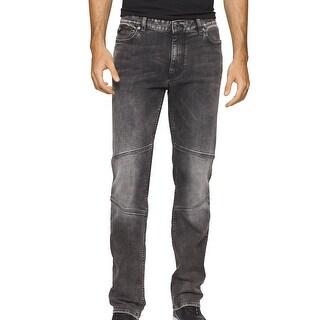 Calvin Klein NEW Men's Black Size 30x30 Classic Straight Leg Jeans