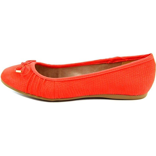 Style & Co. Womens Addia Almond Toe Loafers