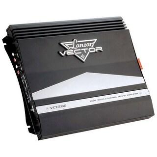 2000 Watt 2 Channel High Power MOSFET Amplifier