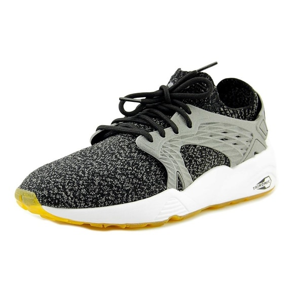 Puma Blaze Cage Solar FM Men Round Toe Canvas Gray Cross Training