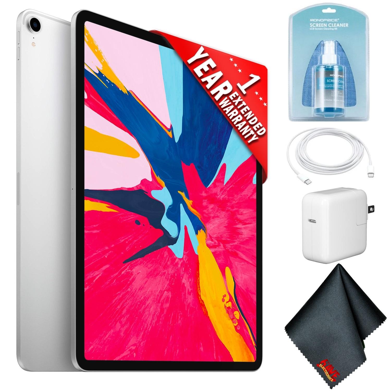 Apple 12.9 IPad Pro 2018 Plus Extended Warranty Newest Model WiFi - Space Gray - 64 GB
