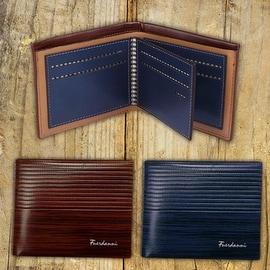 Fashion Men's Faux Leather Bifold Vintage Purse ID Card Holder Wallet Clutch