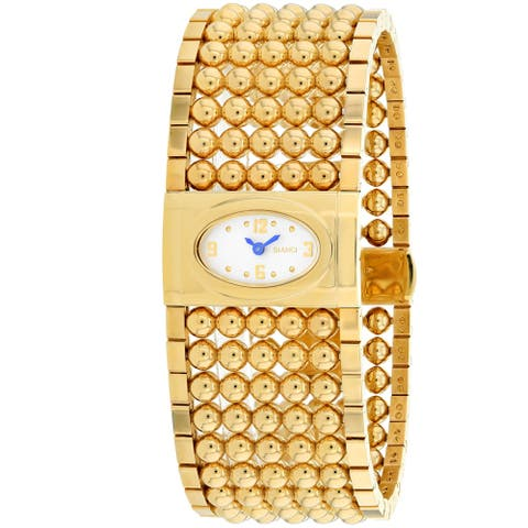 Roberto Bianci Women's Verona RB90912 Silver Dial watch