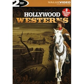 Hollywood Westerns Collection [DVD]