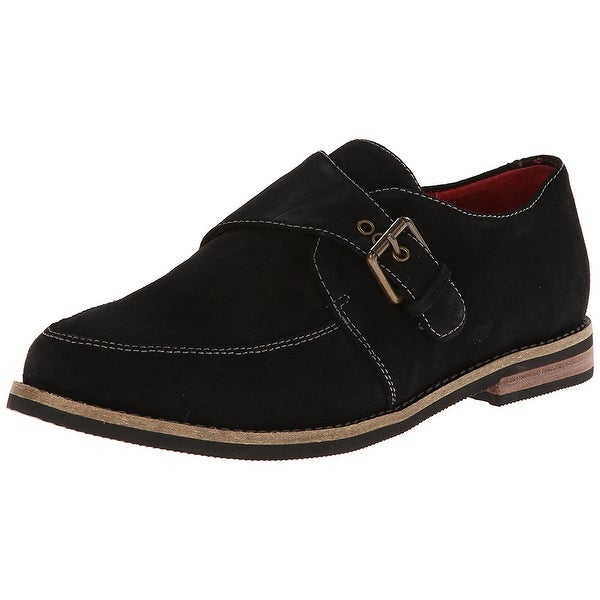 Softwalk NEW Black Women's Shoes Size 6N Medway Suede Oxford