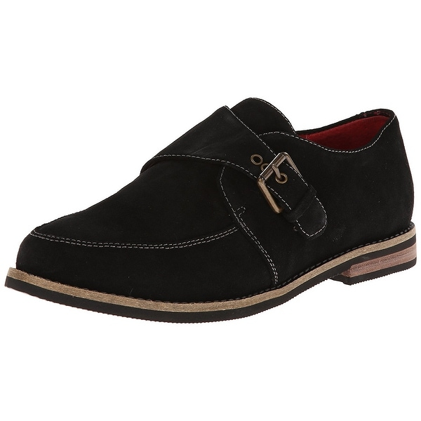 Softwalk NEW Black Women's Shoes Size 8.5N Medway Suede Oxford