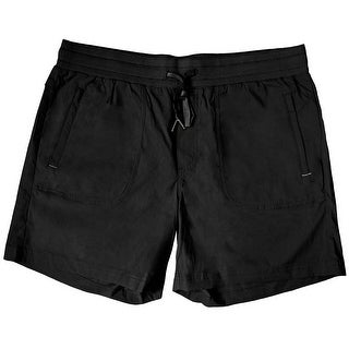 Victory Outfitters Ladies' Pull On Drawstring Shorts w/ Utility Pockets