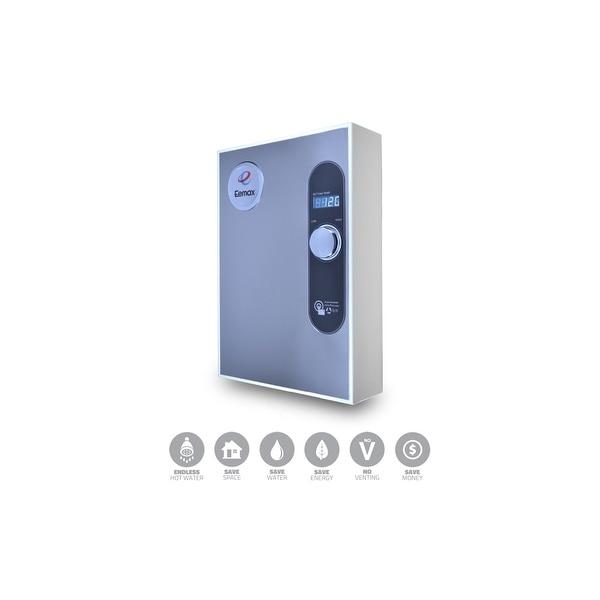 shop eemax ha018240 7 gpm 18 kilowatt whole house electric tankless