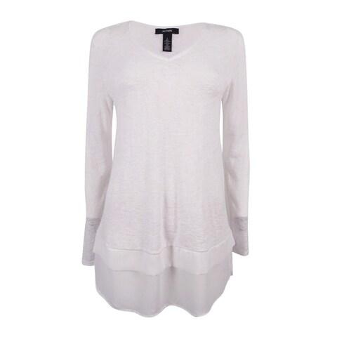 Alfani Women's V-Neck Sweater Top
