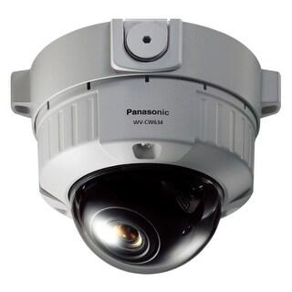 """Panasonic WV-CW634F Super Dynamic 6 vandal-resistant fixed dome camera"""