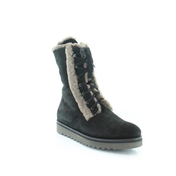 Aquatalia Payton Women's Boots Black - 8.5