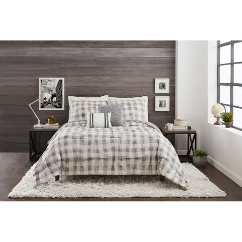 Makers Collective Maddie 5 PC Comforter Set