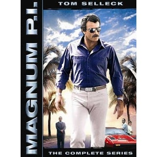 Magnum P.I.: The Complete Series - DVD