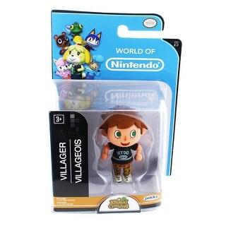 "World of Nintendo 2.5"" Mini Figure: Animal Crossing Villager"