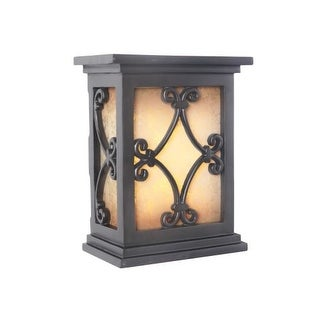 "Craftmade ICH1515 10.25"" x 8.6"" Rectangle LED Scroll Door Chime 2 Note Tone"