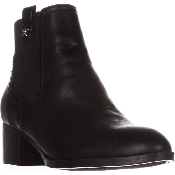 Tommy Hilfiger Roxys Ankle Boots, Blak Multi
