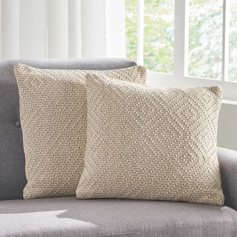 Brumback Pillow Cover by Christopher Knight Home