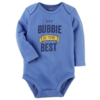 Carter's Baby My Bubbie Is The Best Collectible Bodysuit, 24 Months