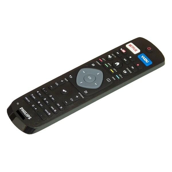 OEM Philips Remote Control Originally Shipped With: 55PFL7900/F7, 49PFL7900/F7, 65PFL7900/F7, 65PFL8900/F7