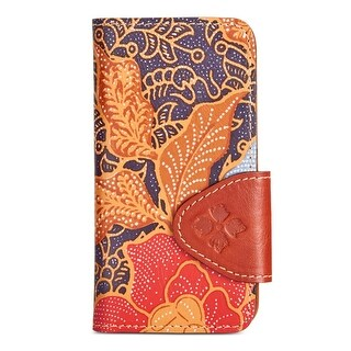 Patricia Nash Womens Fiona Cell Phone Case iPhone 6 Leather