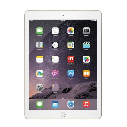 """Apple 5th Gen iPad Air 32GB 9.7"""" Touch,Silver(Certified Refurbished)"""