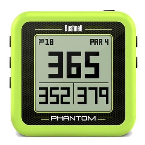 Bushnell Golf GPS Phantom (Green, Refurbished)