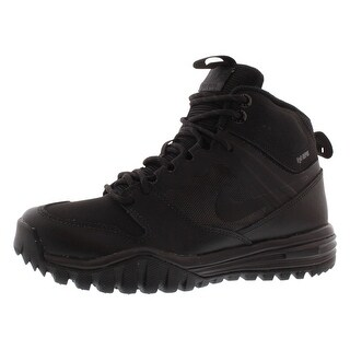 Nike Dual Fusion Hills Mid Gradeschool Boy's Shoes