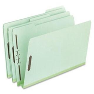 Pendaflex Extra-Sturdy Pressboard Fastener Folders, 25 Per Box