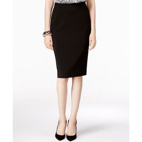 Alfani Women's Classic Pencil Skirt Ombre (8) - 8