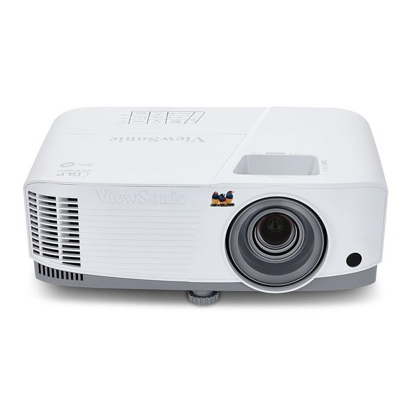 Viewsonic Pa503w 3D Ready Dlp Projector - Hdtv - 16:9 - Front, Ceiling - 200 W - 5000 Hour Normal Mode - 10000 Hour Econ