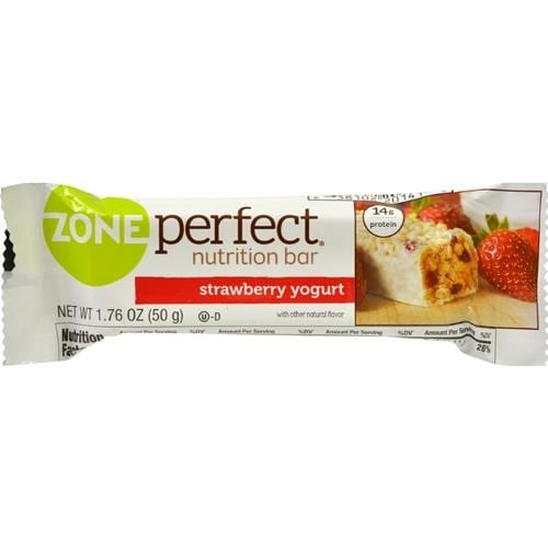 Zone - Strawberry Yogurt Bar ( 12 - 1.76 OZ)