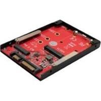 Addonics AD25M2MSA 2.5 in. M2 & MSATA Flash Drive Kit