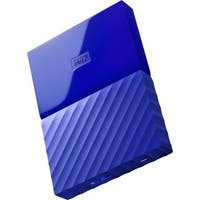 Western Digital Storage Solutions  3TB My PassPort USB 3.0- Blue
