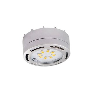 Canarm 3580LED-PLN-C Linkable LED Under Cabinet Puck Light with Power Cord