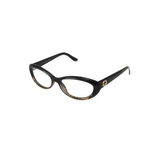 gucci eyeglasses overstockcom shopping glasses and frames for any style