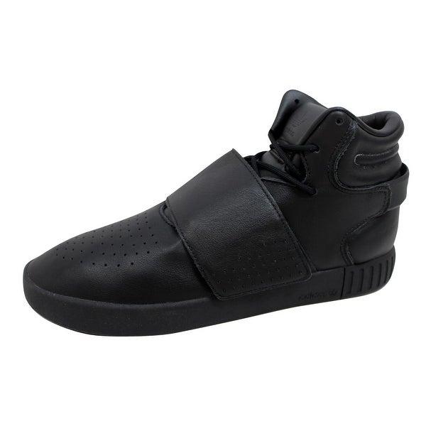 Adidas Men's Tubular Invader Strap Black/Black BW0871