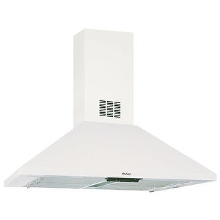 Air King ALI36 Alicante 36 Inch 500 CFM 3-Speed Island Range Hood from the Barce