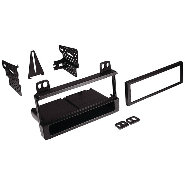 Best Kits Bkfmk550 In-Dash Installation Kit (Ford(R)/Lincoln(R)/Mercury(R) 1995 & Up Single-Din With Pocket)