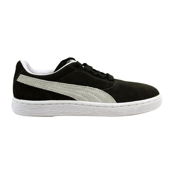 best service a99ed 75646 Shop Puma Men's Suede CVO Cycle Forest Night/White 353801 03 ...