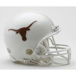 Texas Riddell Mini Football Helmet