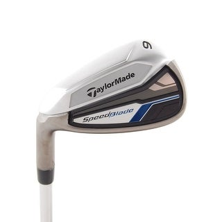 New TaylorMade SpeedBlade 9-Iron FST R-Flex Steel LEFT HANDED