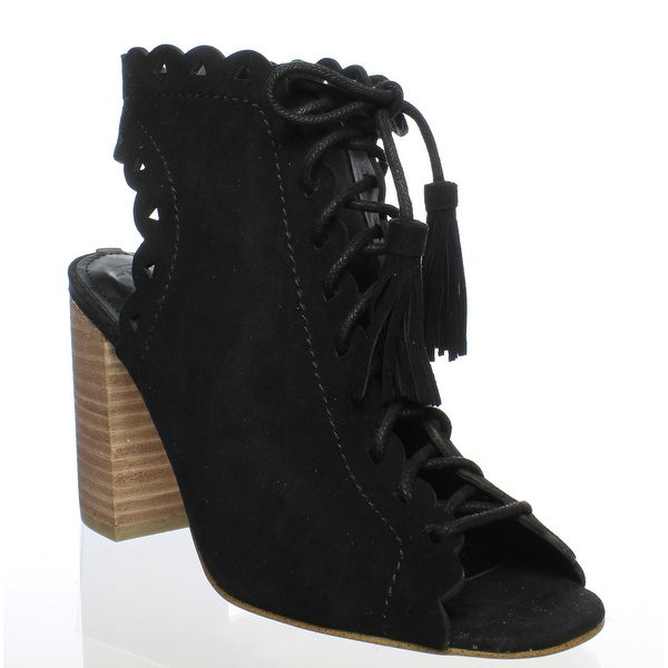 9a1269fceef Shop GUESS Womens Onila Black Sandals Size 5.5 - On Sale - Free ...