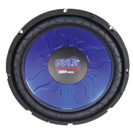 "SUBWOOFER 10"" PYLE 1000 W DVC DUAL 70oz. MAGNETS (140oz TOT)"