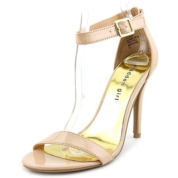 Madden Girl Dafney Womens Nude Sandals